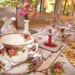 Garden Terrace Studio High Tea
